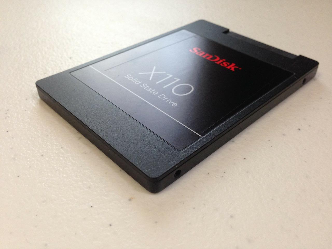 Harddisk til SSD Opgradering